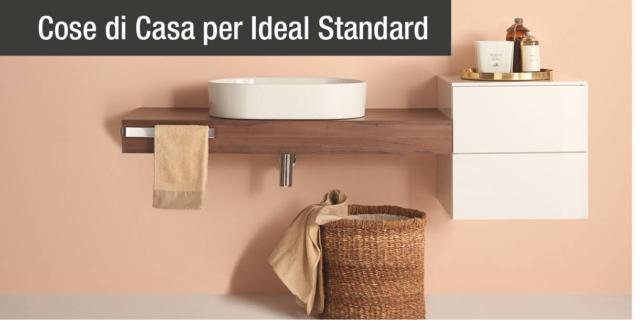 """""""Vanity area"""": esplora la gamma Ideal Standard ed esprimi il tuo stile"""