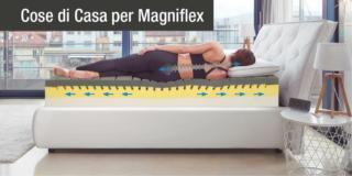 Magniflex presenta MagniStretch X: argento puro per lo stretching di ultima generazione