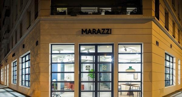 Marazzi in Francia: nuovo showroom a Lione