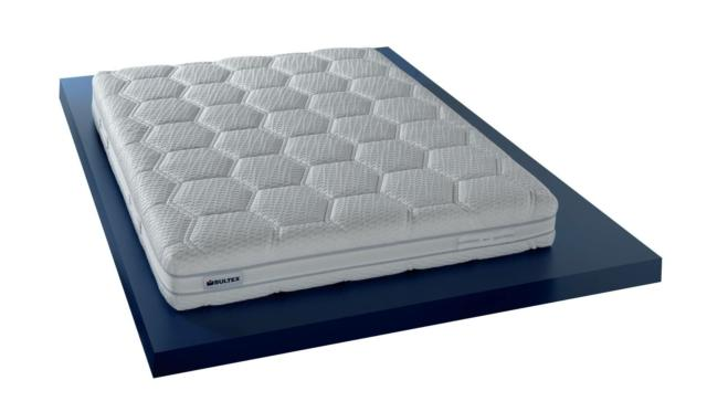 Bultex materasso Sunny Ice Care: tutto il comfort del fresco rip