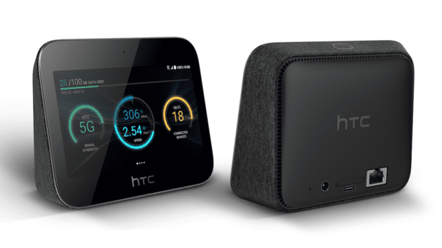 Mobile World Congress 2019 - Smartphone - HTC 5G Hub