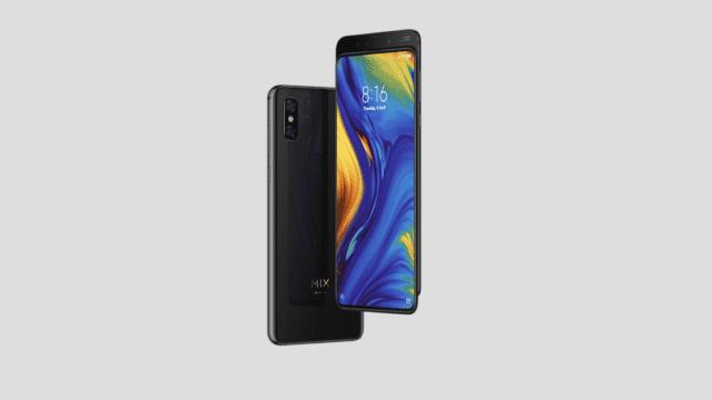Mobile World Congress 2019 - Smartphone - Xiaomi Mi MIX 3 5G