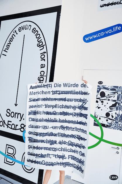 Tortona Rocks - Fuorisalone 2019 - Milano Space Makers - CAVA