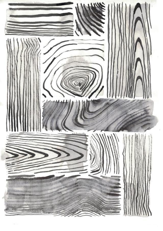 Isola Design District - Fuorisalone 2019 - Ward Vijnant Sketch