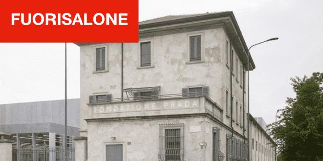 Alla Fondazione Prada per la Milano Design Week 2019 la mostra Whether Line