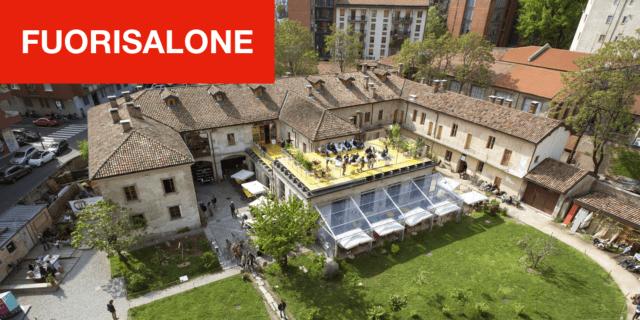 Il Rinascimento del design invade Cascina Cuccagna per il Fuorisalone 2019