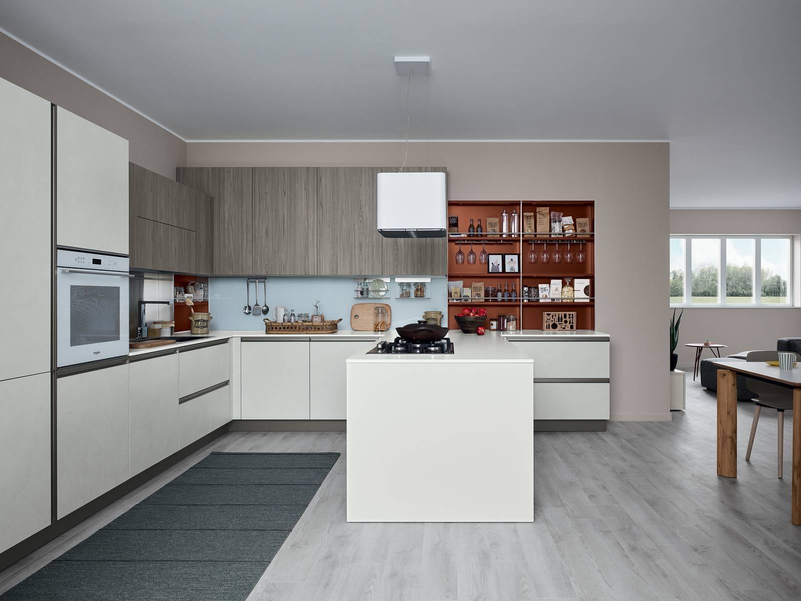 Cucina Start Time Veneta Cucine.Start Time Presa Una Nuova Tipologia Di Apertura Per Una
