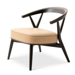 Newood Relax Lux di Cappellini, design Brogliato/Traverso, è la poltroncina che reinterpreta in chiave contemporanea i modelli in stile Windsor: ha la strutttura in massello di frassino e multistrato di faggio impiallacciato frassino. Lo schienale è in massello curvato.  www.cappellini.it