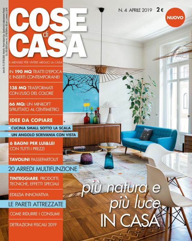 Cover Cose di casa 04 2019