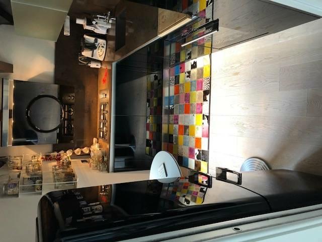 cucina loft ex fabbrica