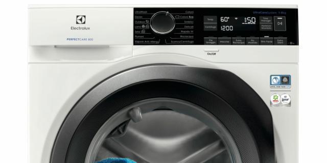 Lavatrici per il risparmio d'acqua