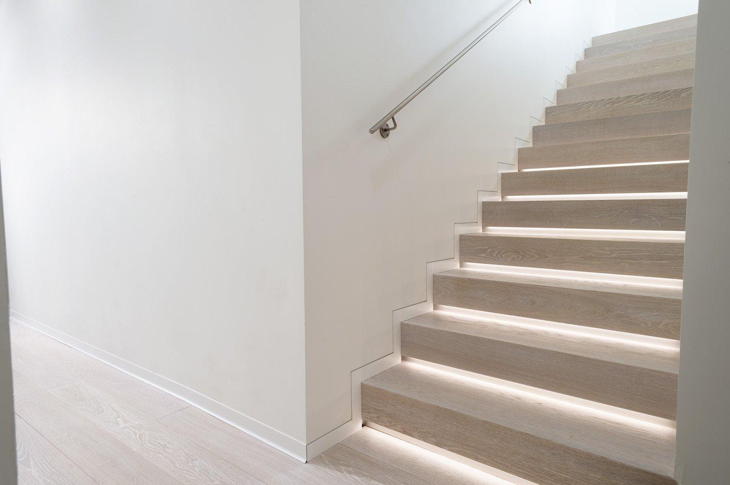Strisce Led Per Cartongesso strisce a led per illuminare gli interni - cose di casa