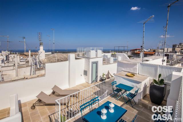 terrazzo casa in città, Ostuni, Puglia
