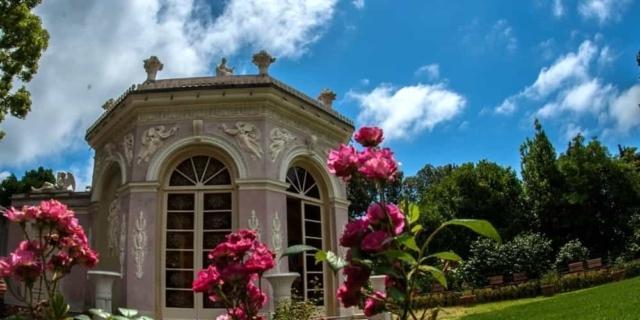 Villa Durazzo Pallavicini. Un parco tra botanica ed esoterismo