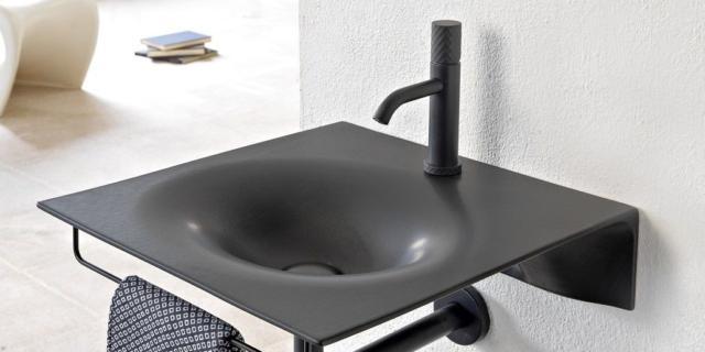 lavabo opaco sospeso veil di scarabeo2