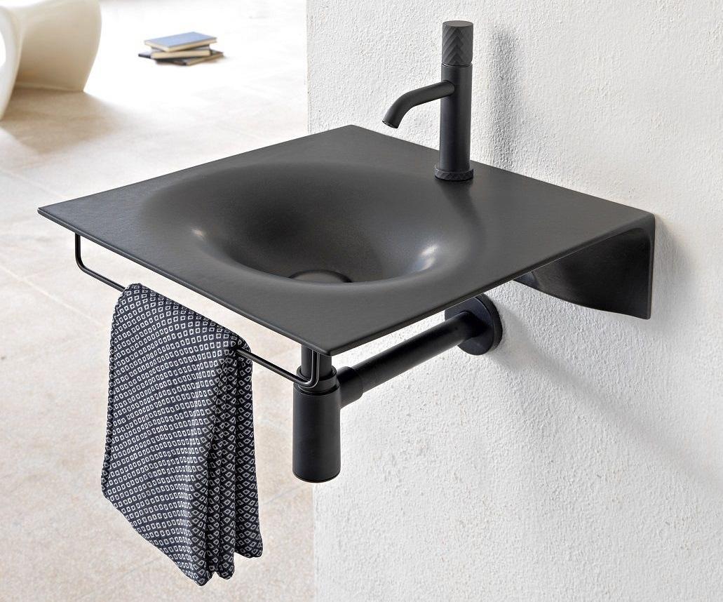 Come Pulire Il Lavabo In Resina lavabo opaco: da appoggio, a parete o monoblocco - cose di casa