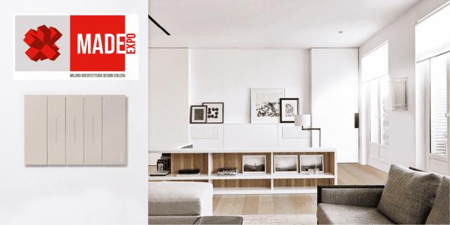 A MADE Expo risparmio di tempo ed energia con la casa smart di BTicino