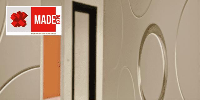 Porte interne: a Made Expo 2019 le soluzioni su misura di Agoprofil