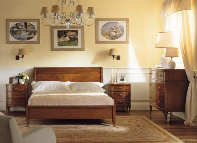 maison matie prestige letto casa in stile classico