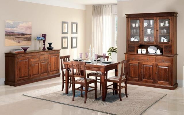 mondo convenienza dahlia tavolo casa in stile classico