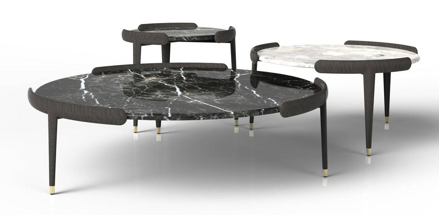 Tavolino Con Zampe Di Gallina.Design Dal Salone Del Mobile 2019 Tavolini In Legno Marmo Vetro