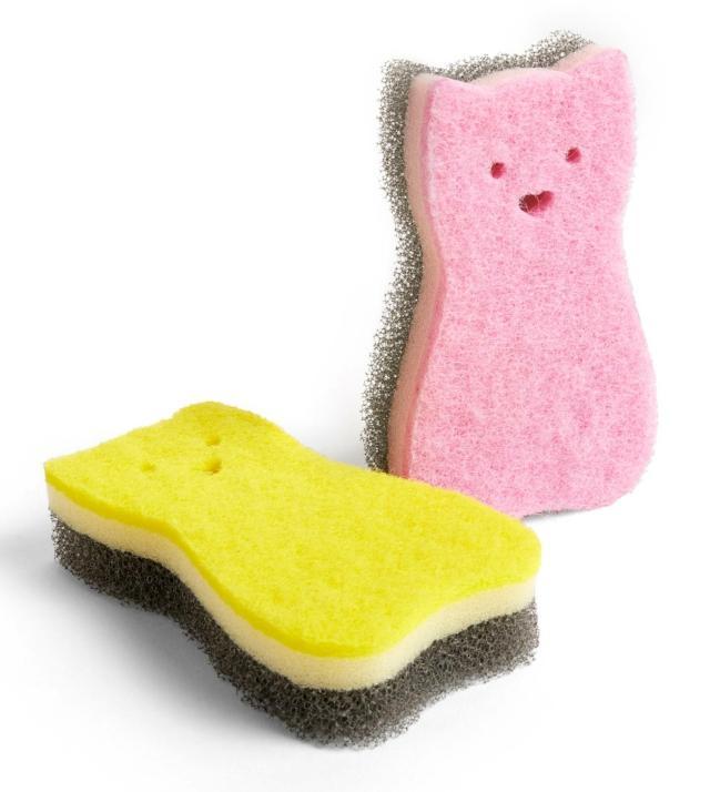 prodotto pulizie HAY, Kitty Sponge
