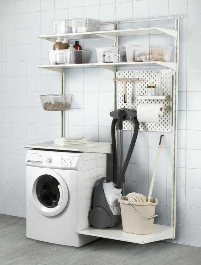 prodotto pulizie Ikea, Algo Skadis