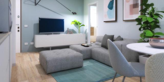 Da bilocale a trilocale: come ricavare la seconda camera e la lavanderia