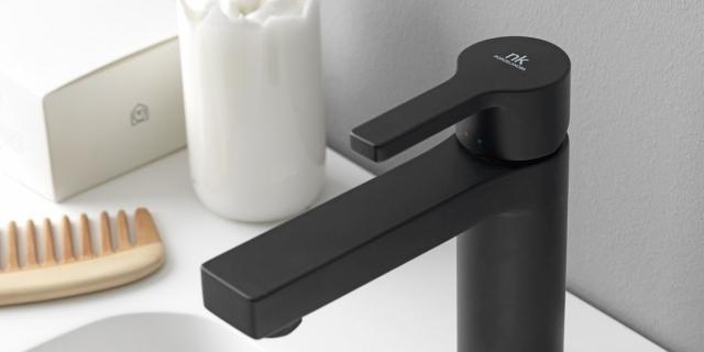 Rubinetti neri per un bagno moderno e chic