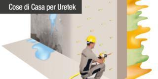 Contro le infiltrazioni d'acqua, la barriera impermeabilizzante Water Barrier by Uretek