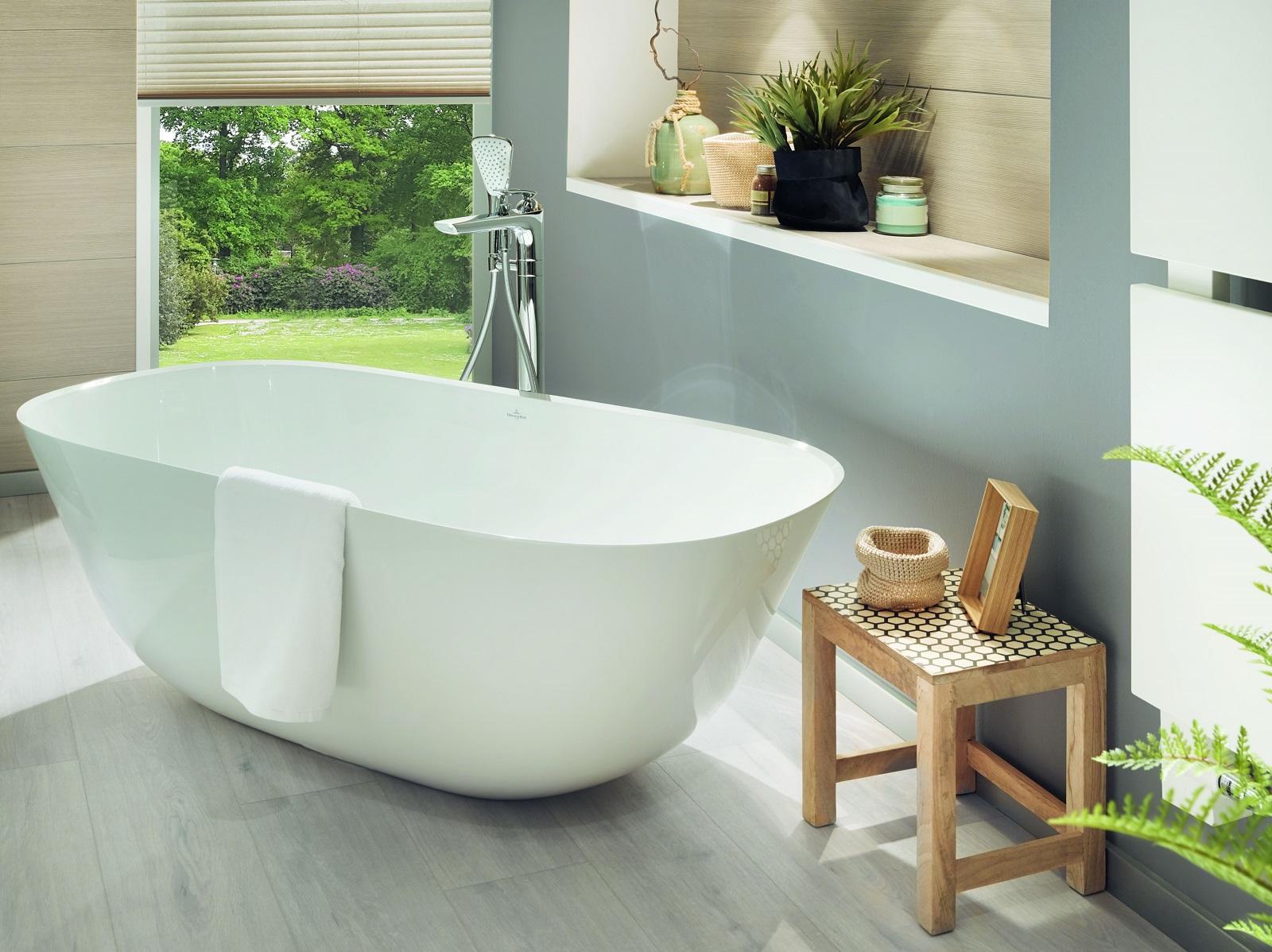 Vasche Da Bagno Villeroy E Boch Prezzi : Vasche piccole per spazi ristretti. lunghe meno di 170 cm cose di casa