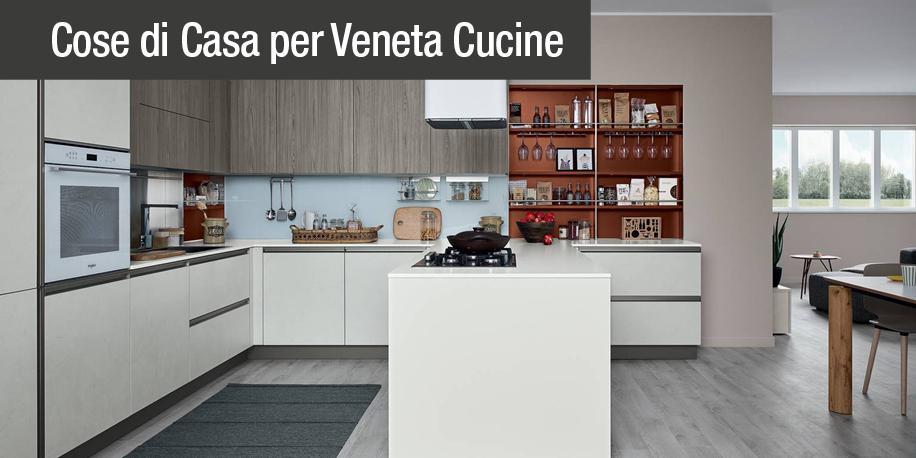 Cucina Start Time Veneta Cucine.Start Time Presa Una Nuova Tipologia Di Apertura Per Una Cucina