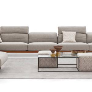 Arlott divano - design Gabriele e Oscar Buratti