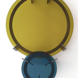 Aulos tavolini - design Stefano Spessotto