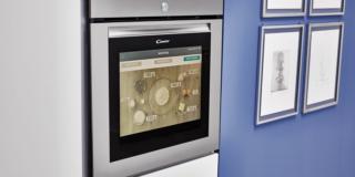 elettrodomestici connessi Forno-Watch&Touch-Candy