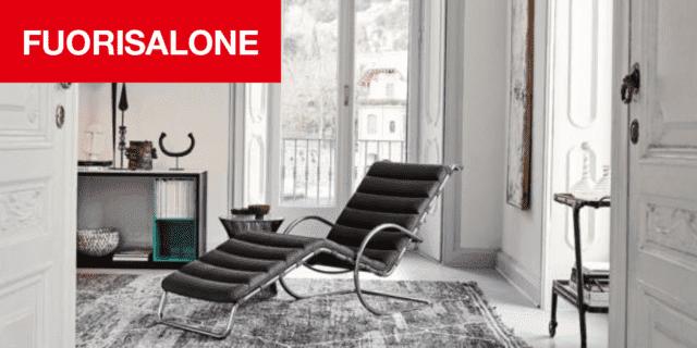 Al Fuorisalone Knoll celebra il Bauhaus