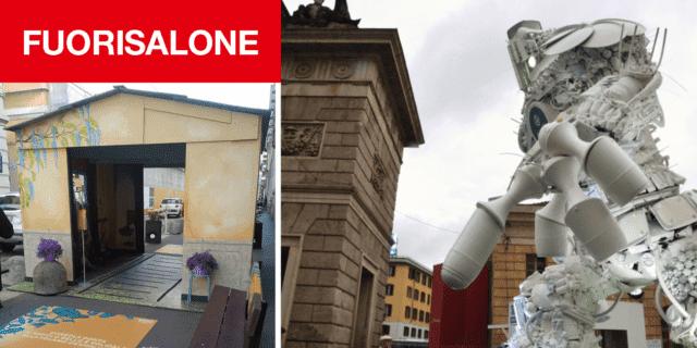 Riciclo virtuoso al Fuorisalone: due appuntamenti da non perdere