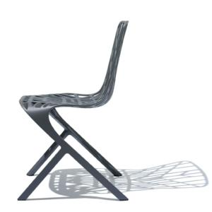 Poltrona Washington Skeleton di Knoll (2013, design David Adjaye)