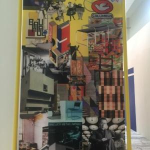 Cluster Marcel Breuer, collage di ricerca.