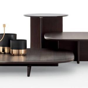 Polyura tavolini - design Stefano Spessotto
