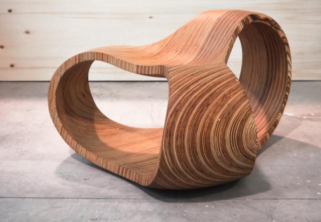 Ram22 in mostra nel Milan Design Market nel distretto Isola Design District in occasione del Fuorisalone 2019.