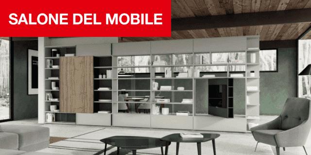 Il total living di Febal Casa al Salone del Mobile 2019
