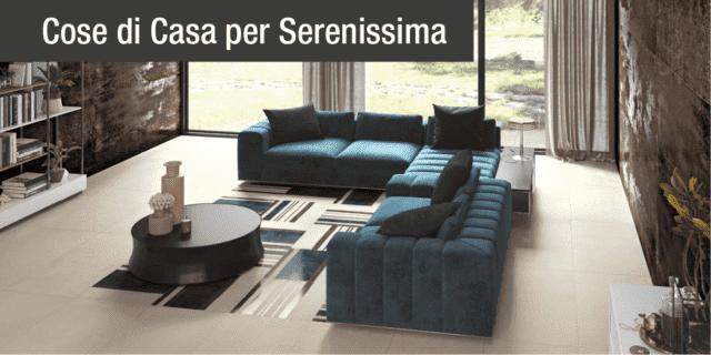 """Serenissima: la ceramica come soluzione versatile per """"costruire"""" il design contemporaneo"""