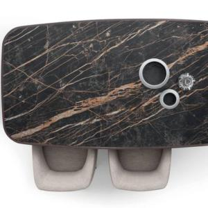 St. Tropez tavolo - design Daniele Lo Scalzo Moscheri