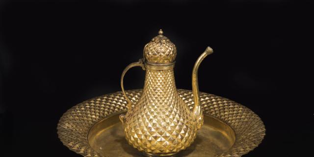 Goccia a goccia dal cielo cade la vita. Acqua, Islam e Arte