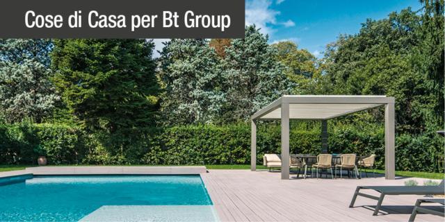 BT Group: con Prestige Collection, nuovi spazi outdoor