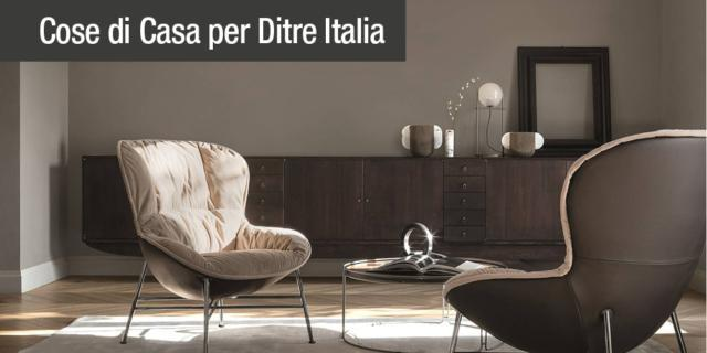 Softy di Ditre Italia, solidità e morbidezza al servizio del relax