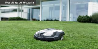 HusqvarnaAutomower® il robot rasaerba per un prato perfetto