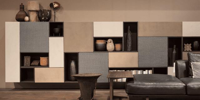 Mobili sospesi: contenitori easy a parete