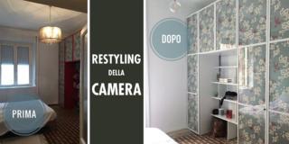 restyling della camera